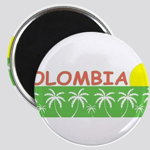 Colombia Magnet
