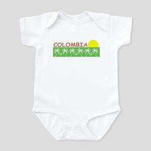 Colombia Infant Bodysuit