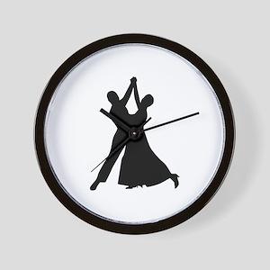 Standard dancing Wall Clock