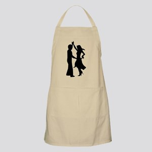 Standard dancing couple Apron