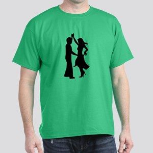 Standard dancing couple Dark T-Shirt