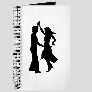 Standard dancing couple Journal