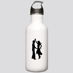 Standard dancing coupl Stainless Water Bottle 1.0L