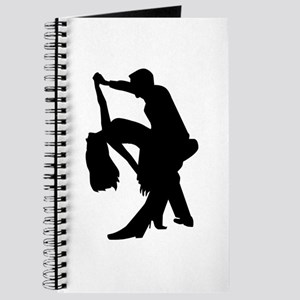 Dancing couple Journal