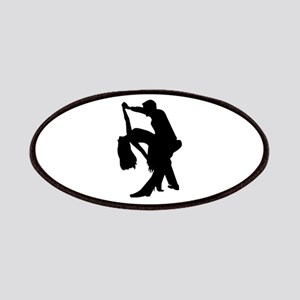 Dancing couple Patch