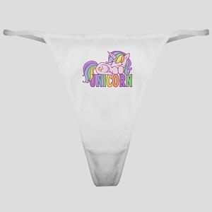 Unicorn Classic Thong