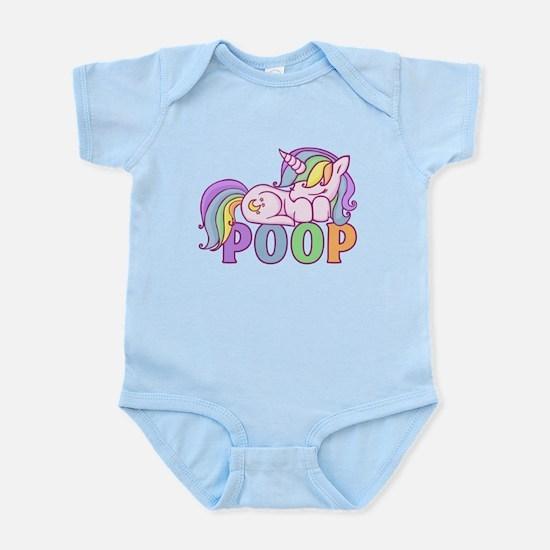 Unicorn Poop Body Suit