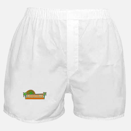 Colombia Boxer Shorts