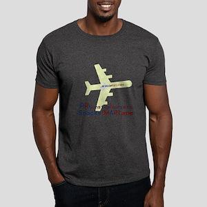 Snacks on a Plane Dark T-Shirt