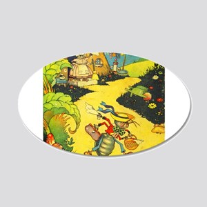 Harrison Cady - Ant Ventures 20x12 Oval Wall Decal
