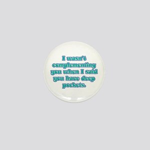 Dental Hygienist Presents Mini Button