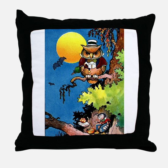 Harrison Cady - Ant Ventures Throw Pillow