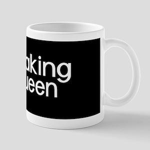 Baking Queen (Pink) Mug