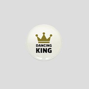 Dancing king Mini Button