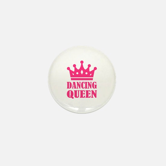Dancing queen Mini Button