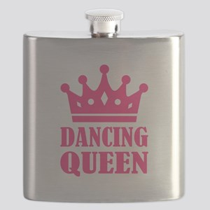 Dancing queen Flask
