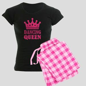 Dancing queen Women's Dark Pajamas