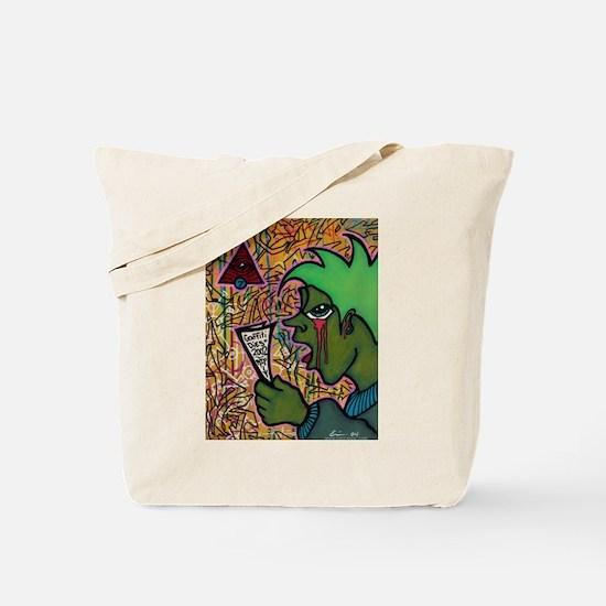 Graffiti Dies Tote Bag