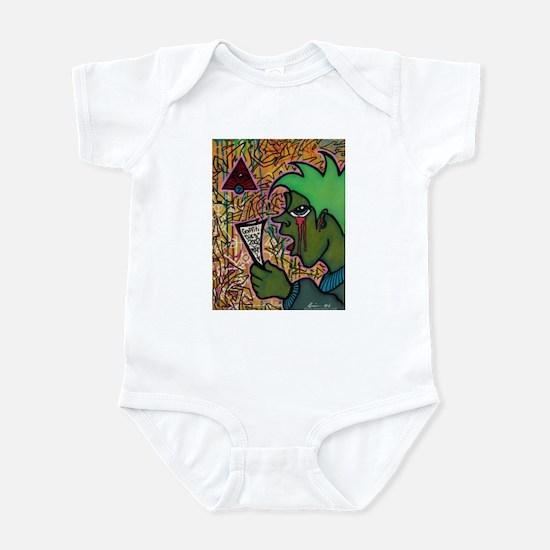 Graffiti Dies Infant Bodysuit
