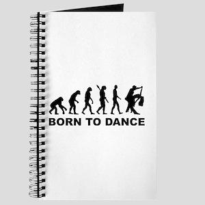 Evolution dancing born to dance Journal