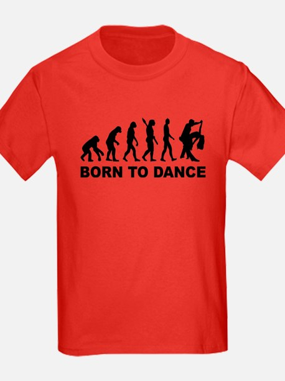 Evolution dancing born to dance T