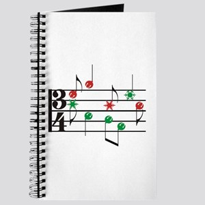 Christmas Music Journal