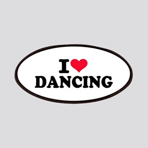 I love dancing Patch