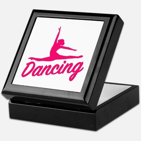 Dancing Keepsake Box