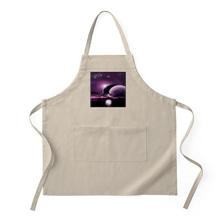 Moon eclispe BBQ Apron