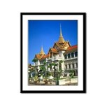 The Grand Palace #2 Framed Panel Print