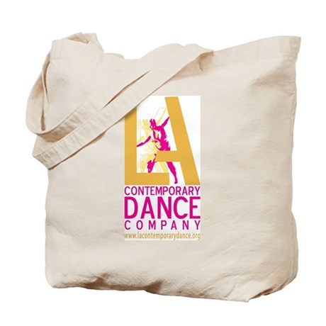 L.A. Contemporary Dance Company Tote Bag