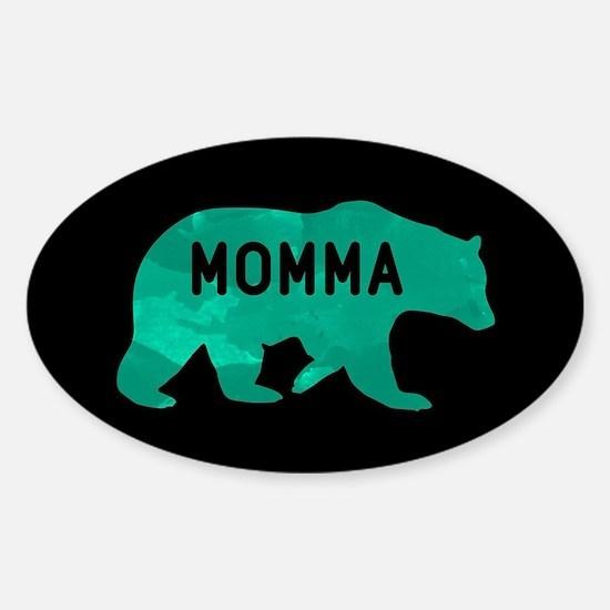 Momma Bear Decal