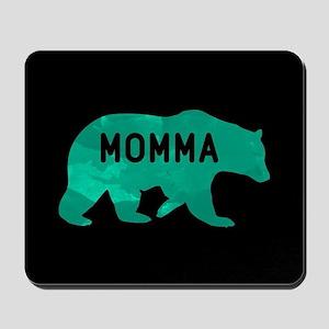 Momma Bear Mousepad