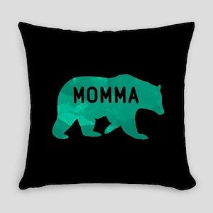 Momma Bear Everyday Pillow