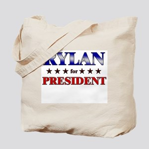 RYLAN for president Tote Bag