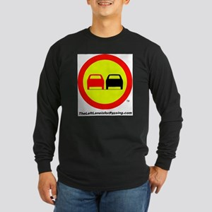 The Left Lane Long Sleeve T-Shirt