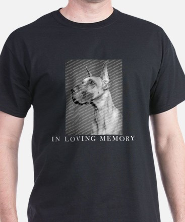 In Loving Memory Personalized T-Shirt
