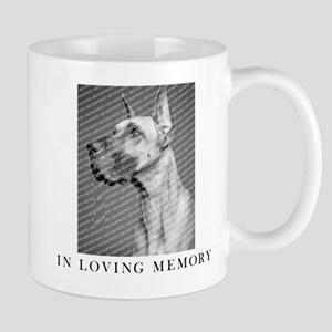 In Loving Memory Personalized 11 oz Ceramic Mug