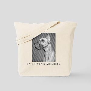 In Loving Memory Personalized Tote Bag