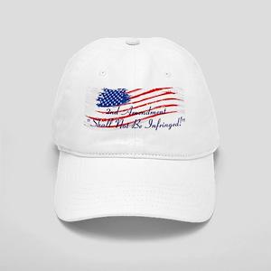 2ndamendmentflag Baseball Cap