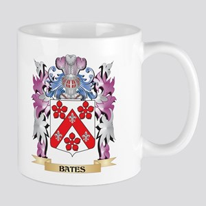 Bates Coat of Arms (Family Crest) Mugs