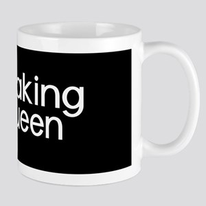 Baking Queen (Blue) Mug