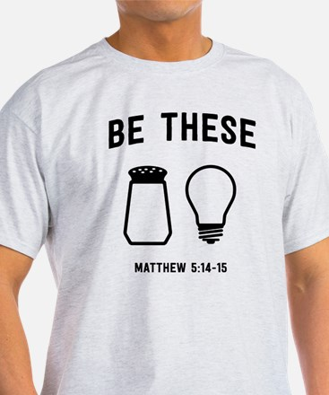 Be These Salt And T-Shirt