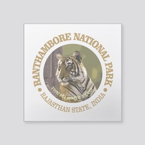 Ranthambore NP Sticker