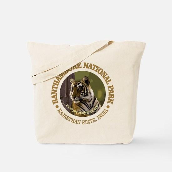 Ranthambore NP Tote Bag