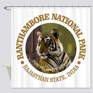 Ranthambore NP Shower Curtain
