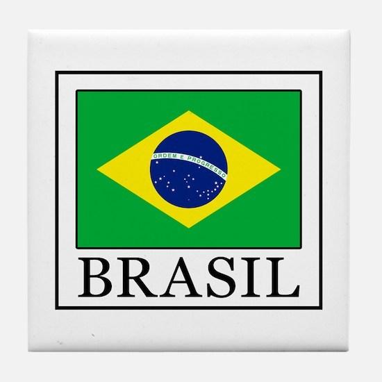 Cute Salvador bahia Tile Coaster