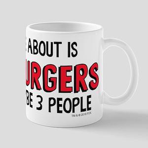 Bob's Burgers Care 11 oz Ceramic Mug