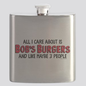 Bob's Burgers Care Flask