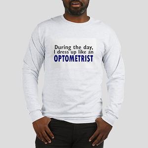 Dress Up Like An Optometrist Long Sleeve T-Shirt
